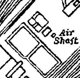 air shaft -1916